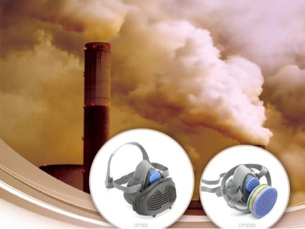 冬季佩戴呼吸防护用品小困扰