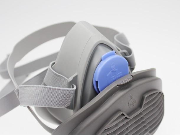 你是否用对了防尘、防毒半面罩?
