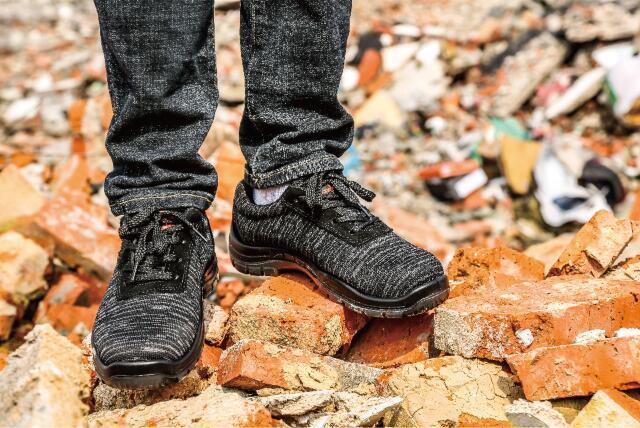 安全鞋使用环境