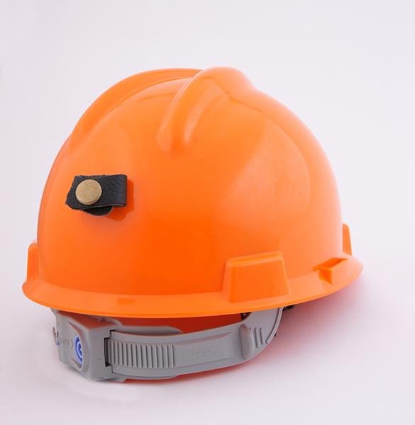 矿工帽 后面