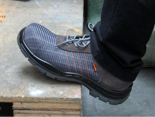 防砸劳保鞋可以多时尚