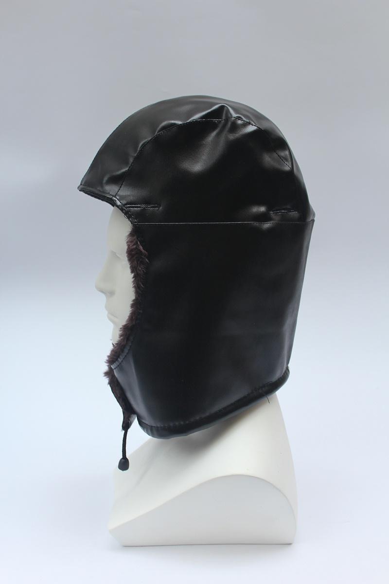 冬季防寒保暖安全帽