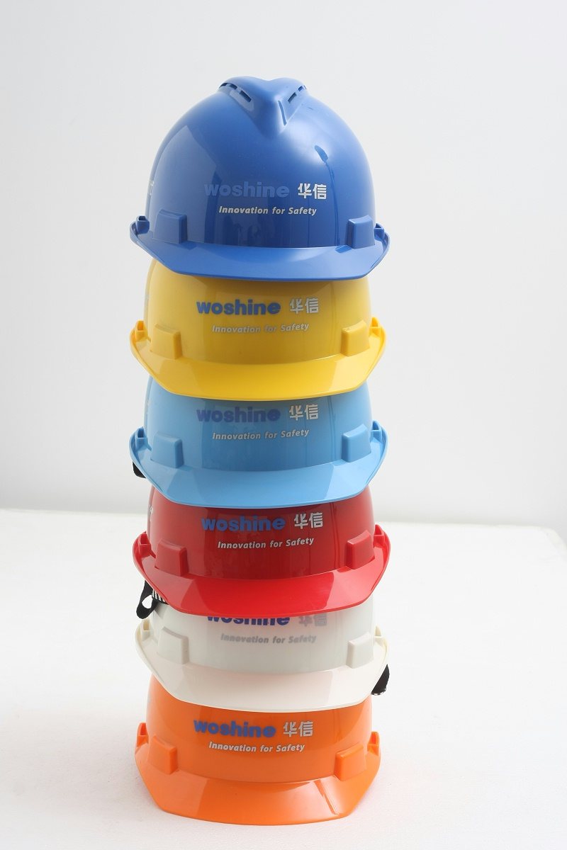 安全帽6个颜色