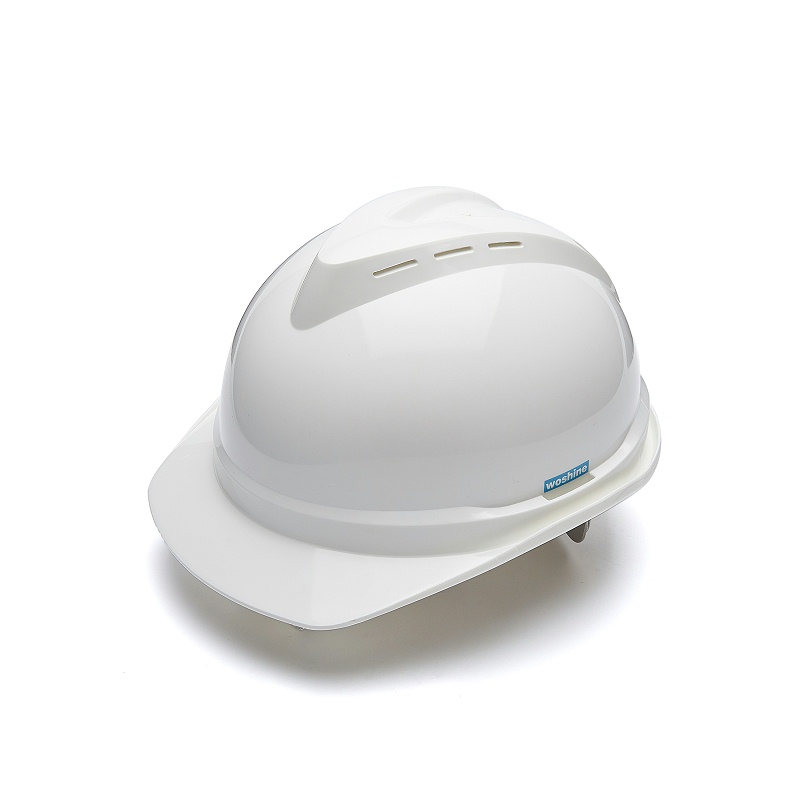 白色安全帽