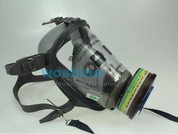 过滤式防毒面具的用途特点集锦