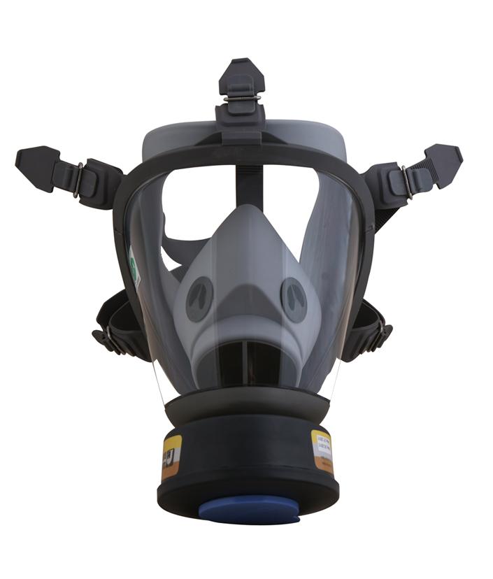 过滤式防护面罩