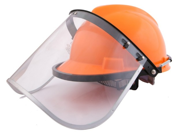 防护面屏在工业生产上的运用