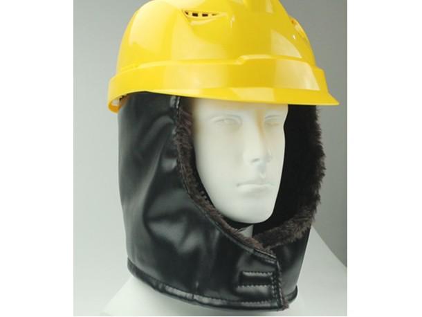 工地棉安全帽——冬日里的保护神器