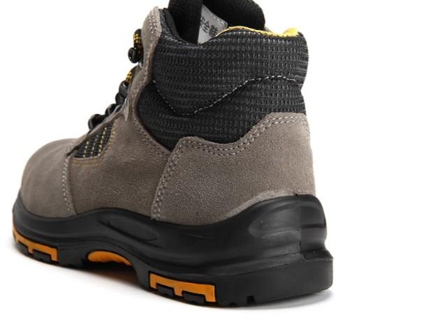 创新让防砸防静电安全鞋穿着更舒适[华信安全]