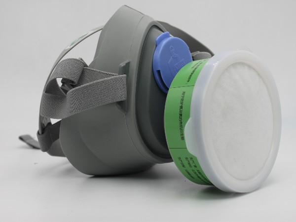 市面上都有哪些呼吸防护面罩