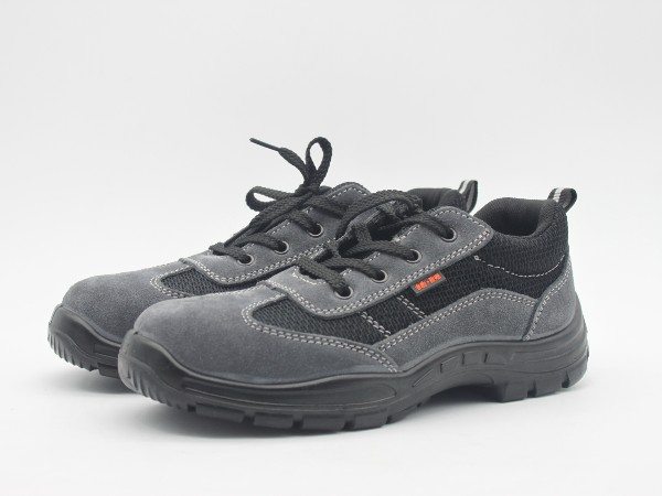 WB513透气飞织安全鞋