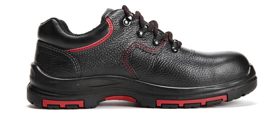 吉豹X7315S橡胶PU安全鞋