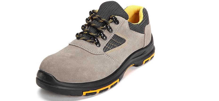 吉豹X5115S橡胶PU劳保鞋