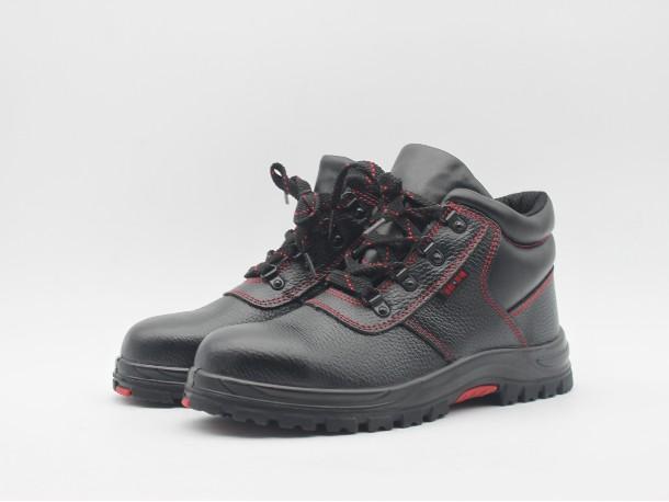 防护安全鞋厂家教你怎样辨别真假皮