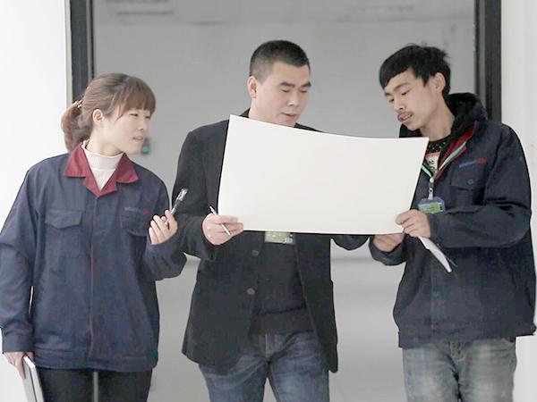 华信安全-团队沟通风采