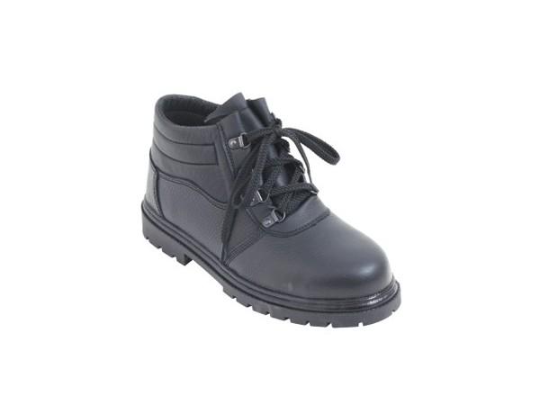 吉豹WB739中帮防高温安全鞋