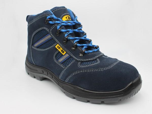 建筑工地穿什么鞋子比较好