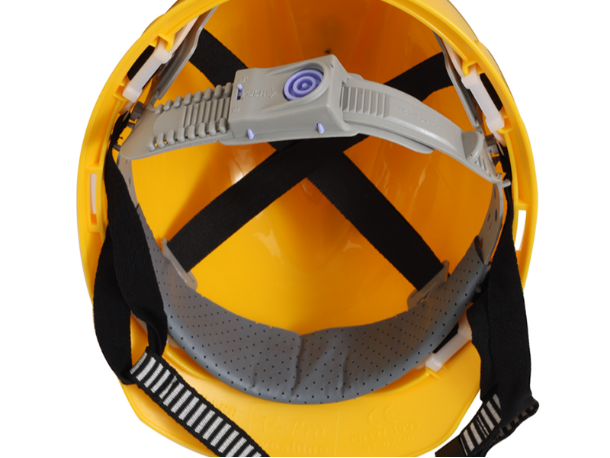 华信安全帽的组成包括什么各部分功能