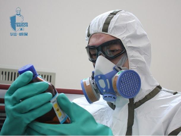 论油漆工必须佩戴防毒面具的重要性