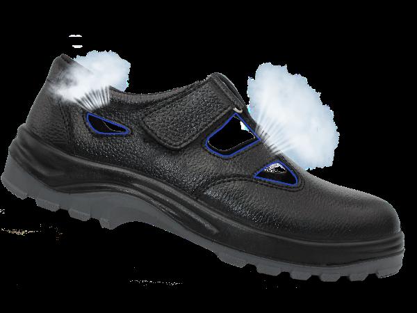 夏日之星——夏季透气劳保鞋