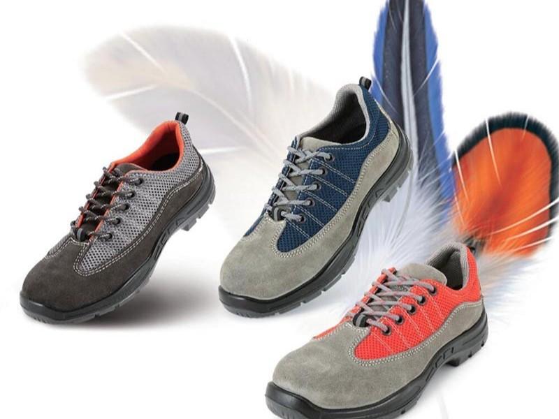 吉豹WB580安全鞋