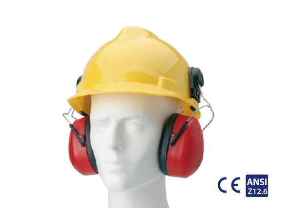配帽型耳罩