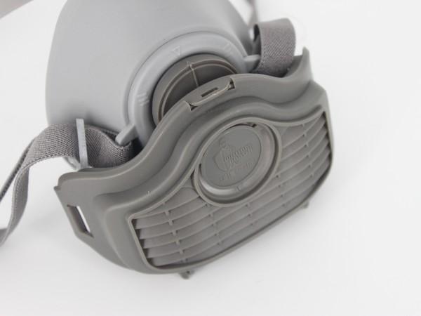 防毒面罩保护您的呼吸系统