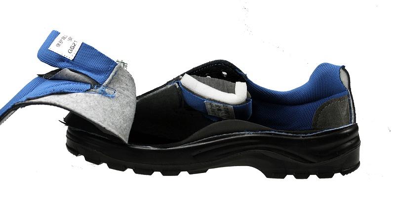 防静电劳保鞋