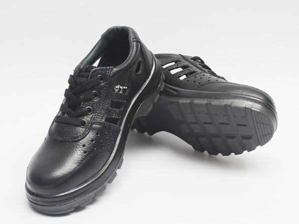 吉豹WB7175低帮凉鞋