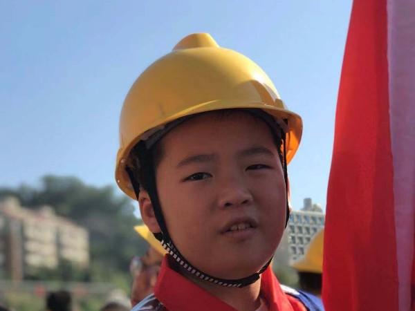 华信安全助力孩子安全成长